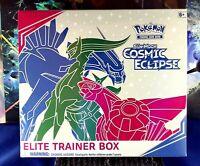 Pokemon TCG Cosmic Eclipse Elite Trainer Box