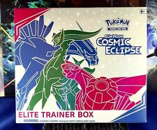 Pokemon Tcg Cosmic Eclipse Elite Trainer Box