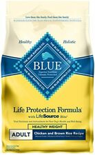 Blue Buffalo BLUE Adult Dog Healthy Weight Chicken & Brown Rice 6 lb