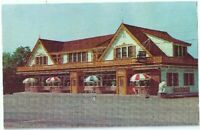 Rebers Hotel and Restaurant Barryville NY Vintage Postcard New York Chrome