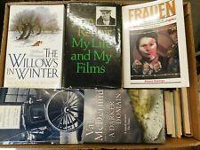 51 Bücher englische Bücher Romane Sachbücher u.a.