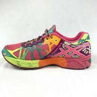 Asics Gel Noosa Tri-9 Womens Running Shoes Cross-Training Sneakers Size 6 C401N