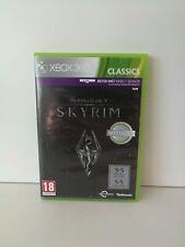 The Elder Scrolls V: Skyrim (Microsoft Xbox 360, 2011) - PAL - NL case EN game