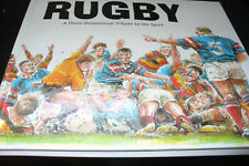 RUGBY POP UP BOOK