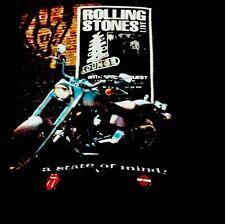 Rolling Stones Voodoo Lounge /Harley Davidon 1994 Vintage Concert Shirt Xl Rare