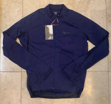 Rapha Long Sleeve Core Jersey Navy Medium Brand New With Tag