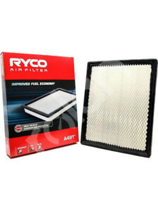 Ryco Air Filter FOR FORD TICKFORD TL 50 AU (A491)