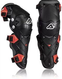 NEW ACERBIS IMPACT EVO 3.0 ENDURO MX  MOTOCROSS HINGED KNEE GUARDS PADS - FAST🚚