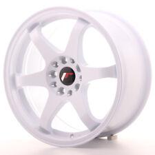 Japan Racing JR3 Alloy Wheel 17x8 - 4x114.3 / 4x100 - ET35 - White