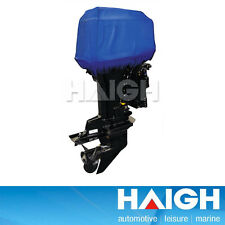 HAIGH WATERPROOF POLYESTER CANVAS BOAT OUTBOARD MOTOR COVER 25-50HP OC050