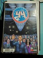 Letter 44 #1 VF (2013 Series) Oni Press Charles Soule First Printing