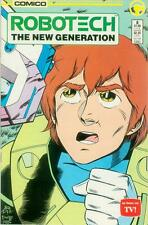 Robotech: the New Generation # 8 (estados unidos, 1986)