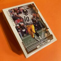 50) Kordell Stewart Pittsburgh Steelers 2015 Upper Deck MVP Football Card LOT