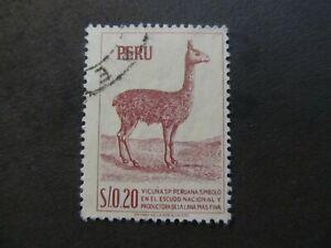 PERU - LIQUIDATION STOCK - EXCELENT OLD STAMP - 3375/57