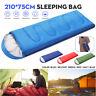 4 Season Waterproof Sleeping Bag Single erson Camping Hiking Case Envelope