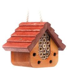 Wooden Ladybird Box Bird Baths, Feeders & Tables
