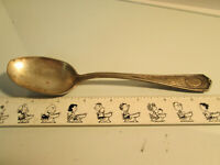 Vintage Collectible ANTIQUE Spoon ONEIDA COMMUNITY SILVER PLATE