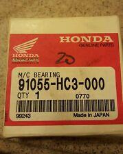 B8 87 88 TRX125 TRX 90 X TRX90 EX NOS FRONT HUB BALL BEARING # 91055-HC3-000