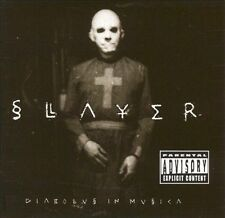 Diabolus in Musica [PA] by Slayer (CD, Jul-2007, American)
