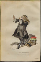 1875 - Grabado Émile Bayard: Los Vintage, Trigaudin. (Jean-François Regnard)