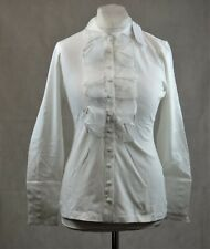 The Shirt Company Caprice White Shirt Size UK 8 rrp £99.95 DH094 AA 18