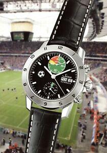 Sinn Modell 303 Fussball Chronograph Prospekt 2006 1/06 D brochure soccer watch