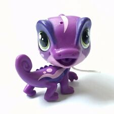 Rainbow Maguire Chameleon #4067 Collection Littlest Pet Shop Hasbro LPS figure