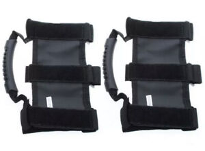 4x Pcs Garb Handles Grip Handle For Jeep Wrangler YJ TJ JK JKU Sports Sahara