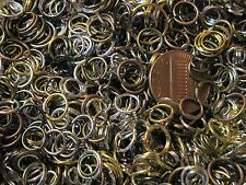 1/4 Lb/ Pound- Assorted Jump Rings/Jumprings- Wholesale Findings Random Bulk Lot