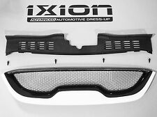 Hyundai Genesis Coupe Ixiondesign Radiator Grille [PAINTED] + Top Cover & Pins