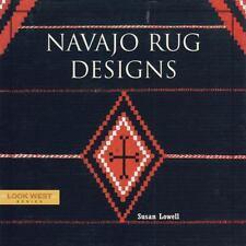 Look West Navajo Rug Designs-c (Look West Series)