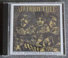 Jethro Tull, stand up - remastered + bonus tracks, CD