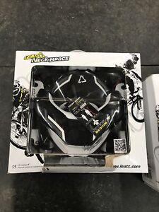 Leatt Bicycle Neck Brace DBX Comp 3  Size Medium White/Black