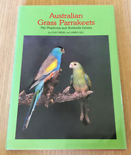 Sindel & Gill - AUSTRALIAN GRASS PARRAKEETS - The Psephotus & Northiella Genera