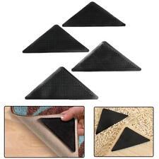 Neue 4Pcs Teppich-Teppich-Matten-Greifer-rutschfeste Griff-Ecken Anti Skid K0A3