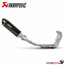 Akrapovic full exhaust system Racing Line carbon fibre BMW S1000RR/ABS 2010>2014