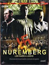 NUREMBERG: LOS NAZIS A JUICIO documental BBC Tarifa plana (España) en envío, 5 €