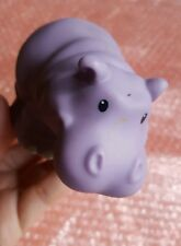 Fisher Price Little People Purple Hippo Replacement • Pre-owned • from 2011