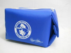 Richard Petty Museum Small Insulated Blue Lunchbox Cooler