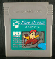 Pipe Dream-Game Boy-1989-DMG-PDA-Japan Import
