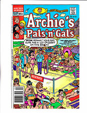 Archie's Pal'N'Gal  No.209   : 1989 :   : Ice Cream Cover! :