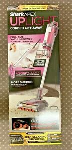 Shark LZ600 Magenta Corded Upright Vacuum Cleaner New In The Box FREE SHIPPING