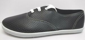 Steve Madden Size 8 Black Sneakers New Womens Shoes