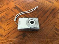 Sony Cyber-shot DSC-W30 6.0MP Digital Camera - White