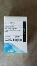 Sensor Switch WSX PDT WH Dual Detection Occupancy Single Pole Wall Switch... New