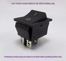 Wipptaster TASTER OFF/ON einbau 28.5 x21.15mm Perfekt als Ersatz für Rasenmäher
