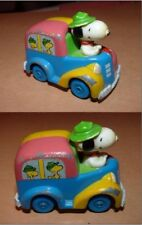 Snoopy - Figurine VOITURE METAL autocar 1966