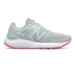 New Balance Womens 520v7 Running Shoes Trainers Sneakers Grey Sports Breathable