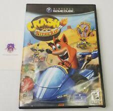 Crash Nitro Kart (Nintendo Gamecube, 2003) USED