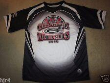 Cecil Fielder Detroit Tigers World Series Training Shirt LG L